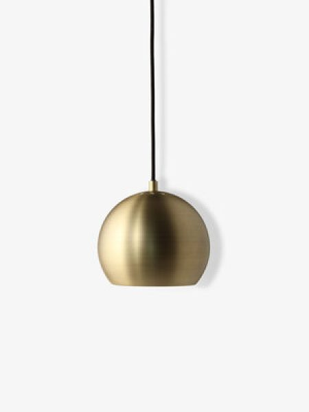 Ball-pendant-18-cm-antique-brass-matt-black-cord-1115
