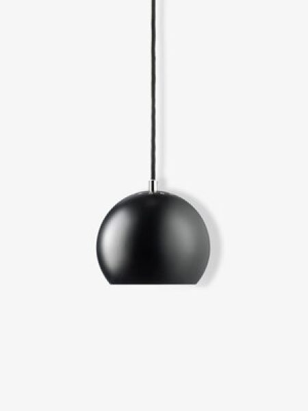 Ball-pendant-18-cm-black-matt-black-cord-1115